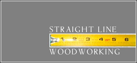Straight Line Woodworking